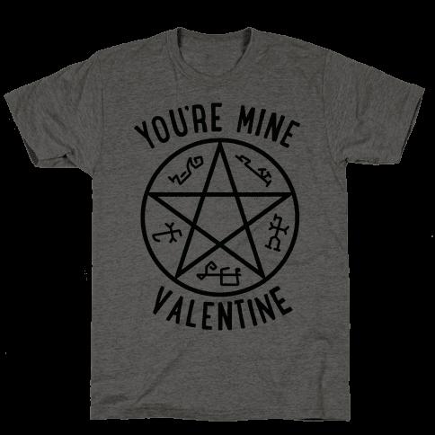 Devil's Trap Supernatural Valentine