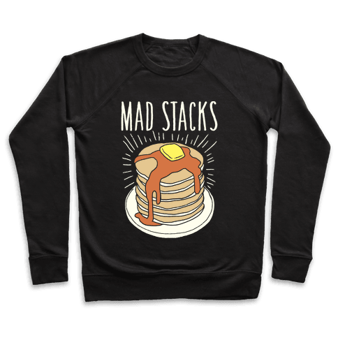 Mad Stacks Pullover