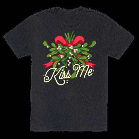 Mistletoe Kiss Me