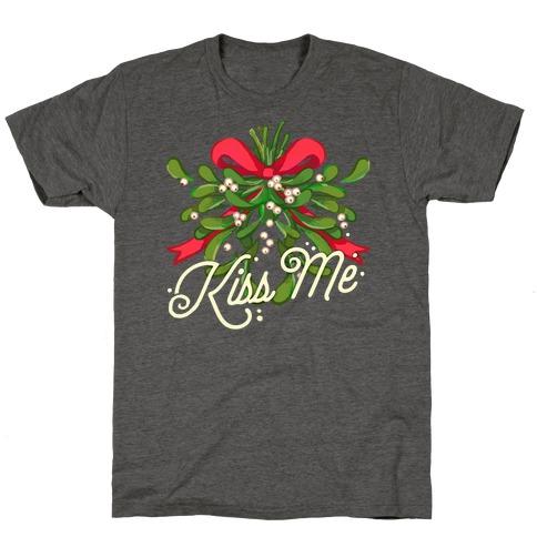 Mistletoe Kiss Me T-Shirt