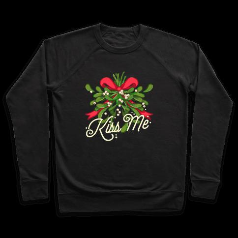 Mistletoe Kiss Me Pullover
