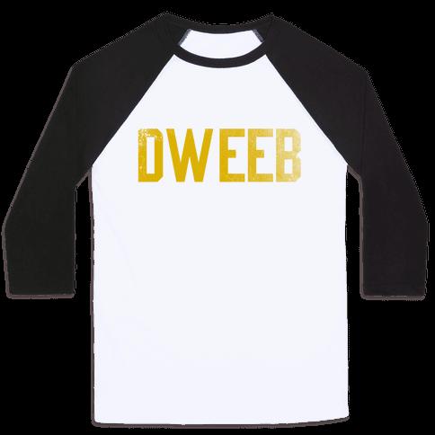Dweeb Baseball Tee