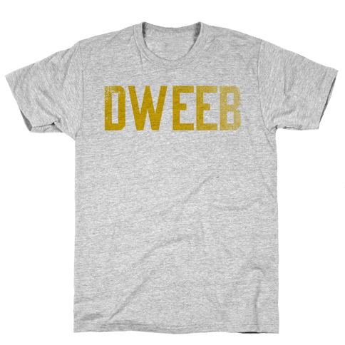 Dweeb Mens T-Shirt