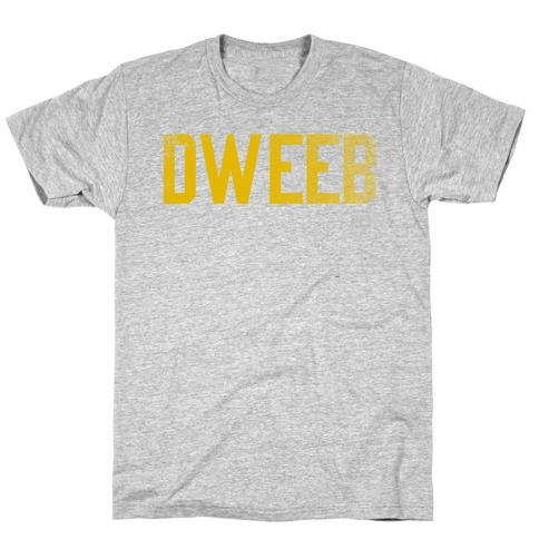 Dweeb Mens T-Shirt
