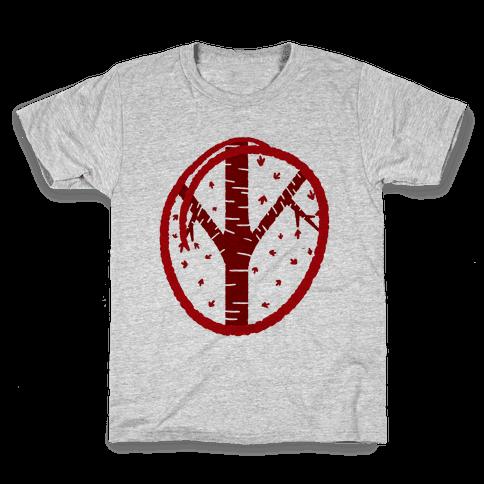 Red Tree Kids T-Shirt
