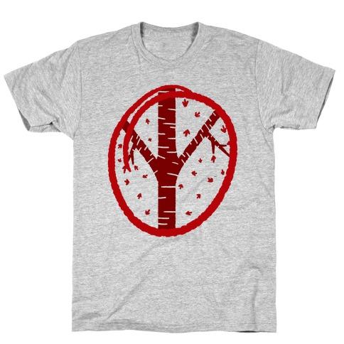 Red Tree T-Shirt