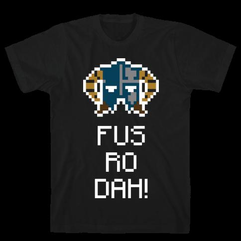 Dragon Shout Mens T-Shirt