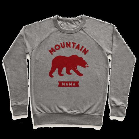 Mountain Mama Pullover