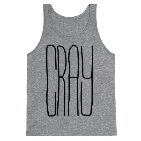 Cray Tank Top