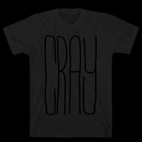 Cray Mens T-Shirt