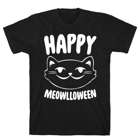 Happy Meowlloween T-Shirt