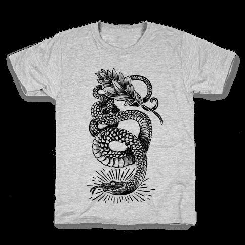 Laurel Snake Kids T-Shirt