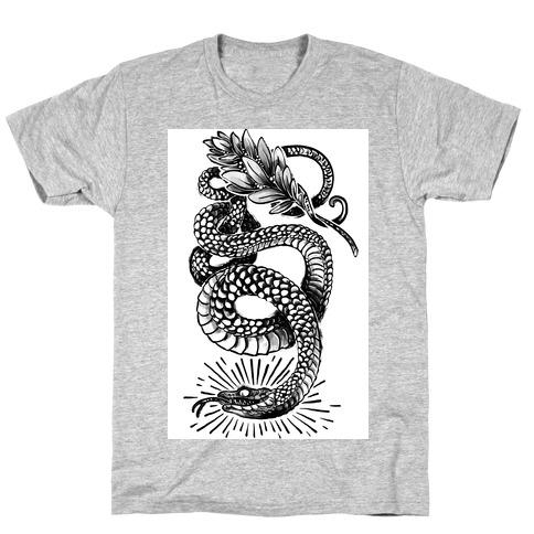 Laurel Snake T-Shirt