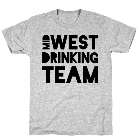Midwest Drinking Team T-Shirt