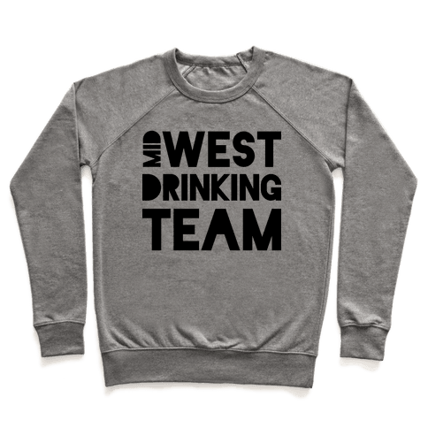 Midwest Drinking Team Pullover