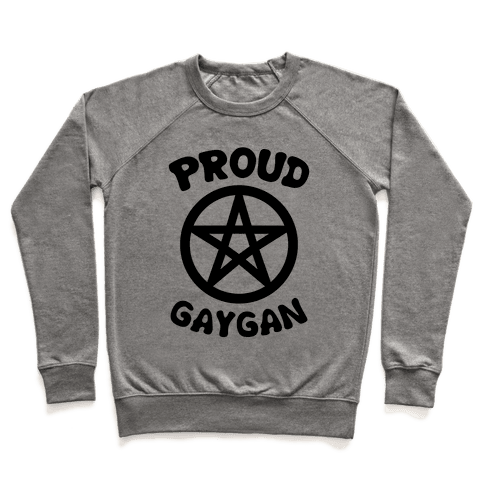 Proud Gaygan Pullover