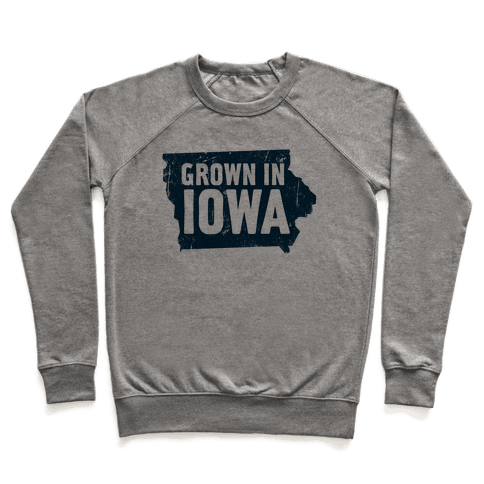Grown in Iowa Pullover