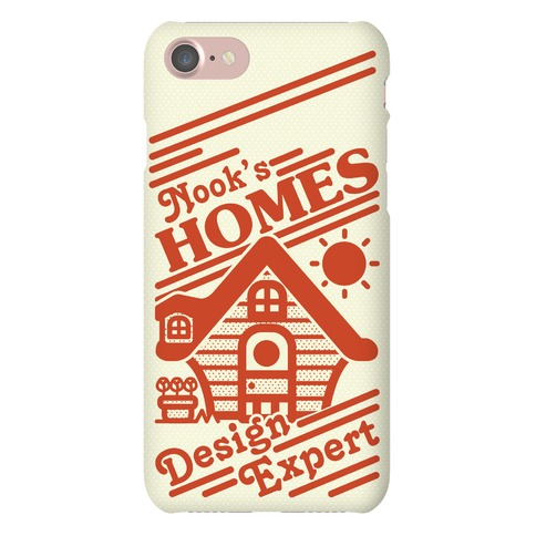 Nook's Homes Design Expert Phone Case