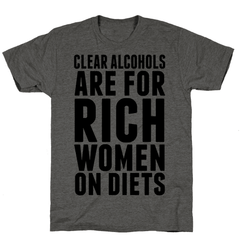 Clear Alcohol