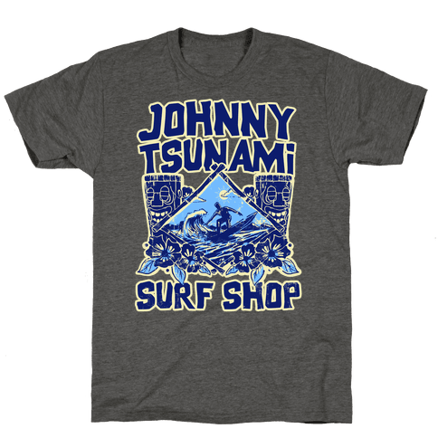 Johnny Tsunami Surf Shop