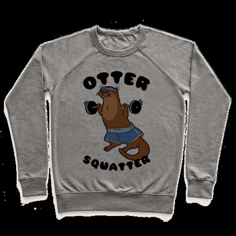 Otter Squatter Pullover