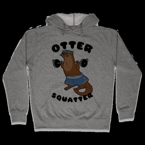 Otter Squatter Hooded Sweatshirt