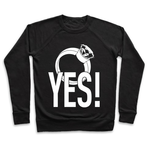 YES! (Bachelorette) Pullover