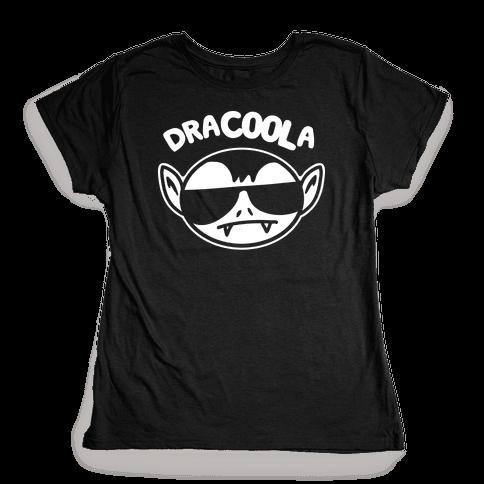 Dra-COOL-a Womens T-Shirt