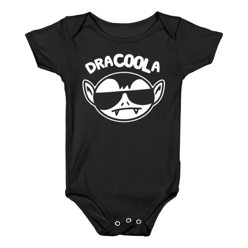 Dra-COOL-a Baby Onesy