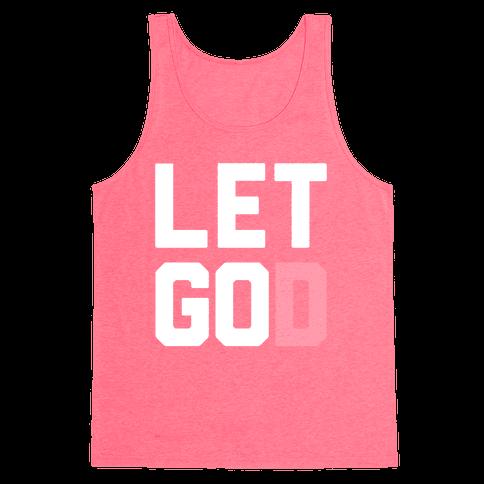 Let God Tank Top