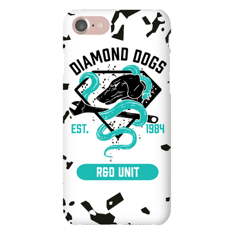 Diamond Dogs R&D Unit Phone Case