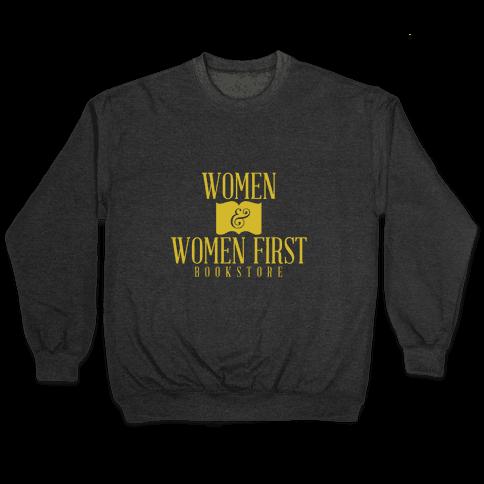 Women & Women First Pullover