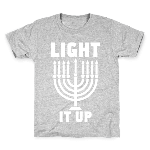 Light It Up Kids T-Shirt