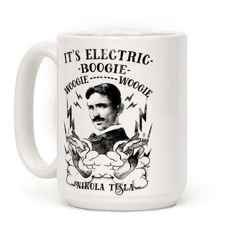 It's Electric Nikola Tesla