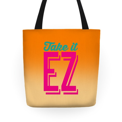 Take It EZ Tote