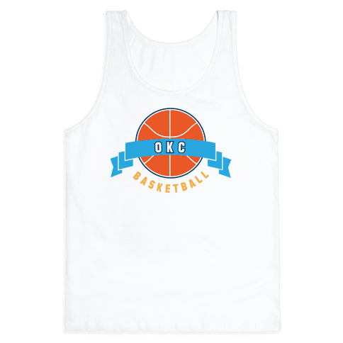 Oklahoma City Tank Top