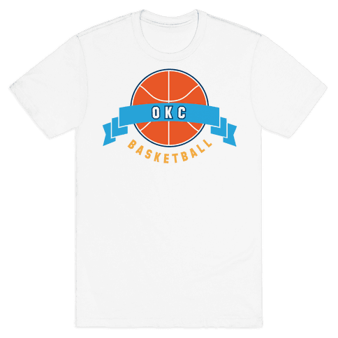 Oklahoma City Mens T-Shirt