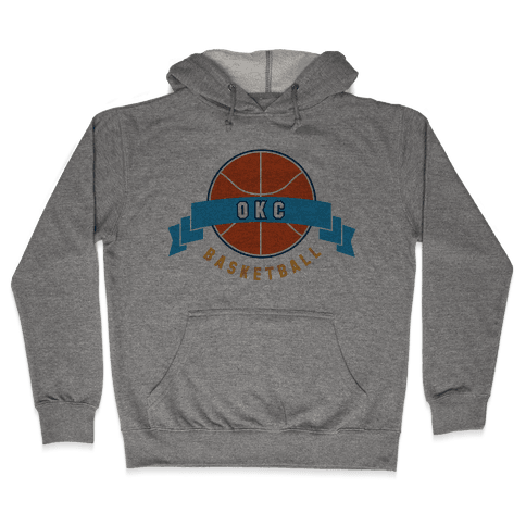 Oklahoma City Hooded Sweatshirt