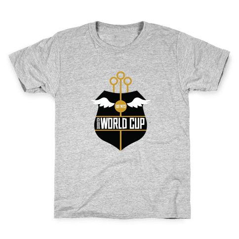 Quidditch World Cup Kids T-Shirt