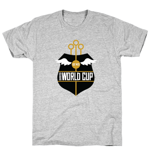 Quidditch World Cup Mens T-Shirt