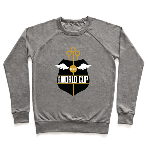 Quidditch World Cup Pullover