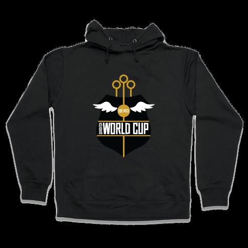 Quidditch World Cup Hooded Sweatshirt