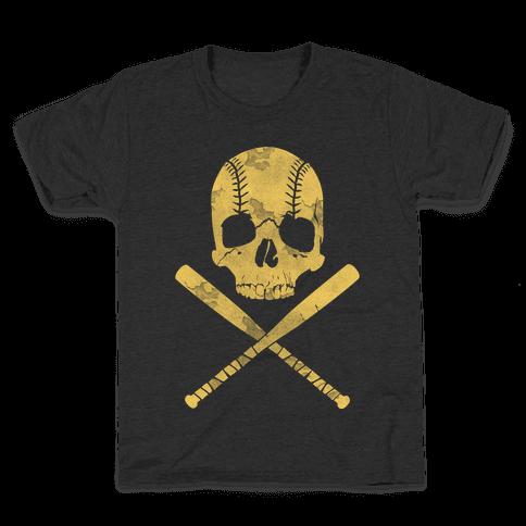Baseball Roger Kids T-Shirt