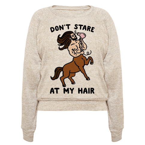 Don't Stare At My Hair