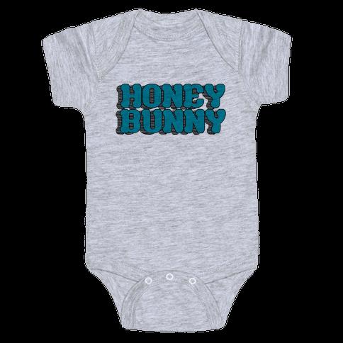 Honey Bunny Baby Onesy