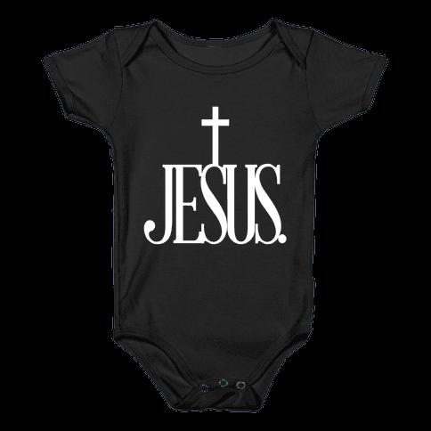 Jesus Baby Onesy
