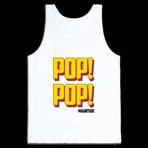 Pop! Pop! Tank Top