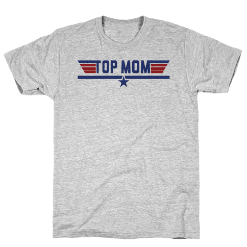 Top Mom Mens T-Shirt