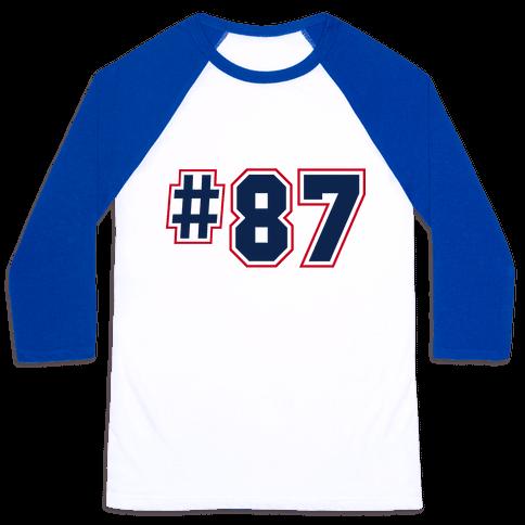 #87 Baseball Tee