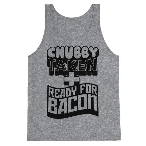 Ready for Bacon Tank Top